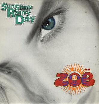 Sunshine on a Rainy Day - Image: Zoe sunshine on a rainy day s