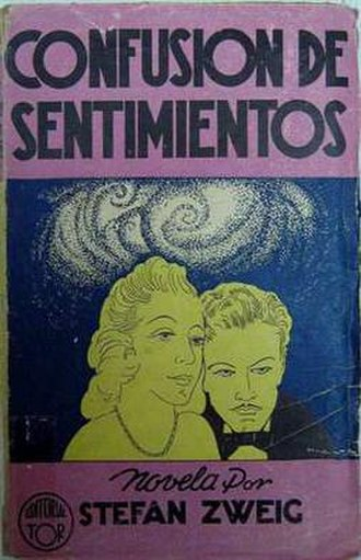 Confusion (novella) - Argentine first edition 1944