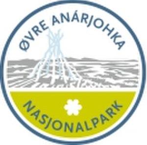 Øvre Anárjohka National Park - Image: Øvre Anárjohka National Park logo