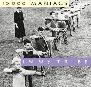 <i>In My Tribe</i> Album by 10,000 Maniacs