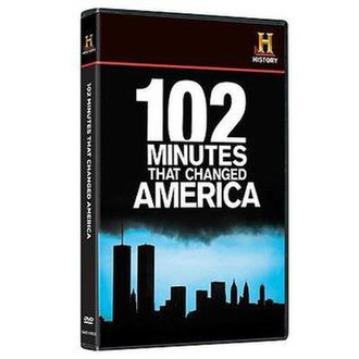 102 Minutes That Changed America - DVD cover art