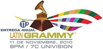 11th Annual Latin Grammy Awards - Image: 11th latin grammy