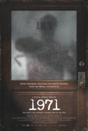 1971 (2014 film) - Image: 1971 Hamilton documentary poster 2014