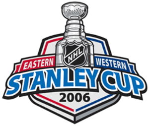 2006 Stanley Cup playoffs - Image: 2006Stanley Cup Playoffs