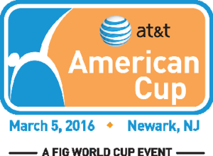 2016 AT&T American Cup - Image: 2016 AT&T American Cup logo
