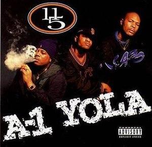 A-1 Yola (11/5 album) - Image: A1 Yola