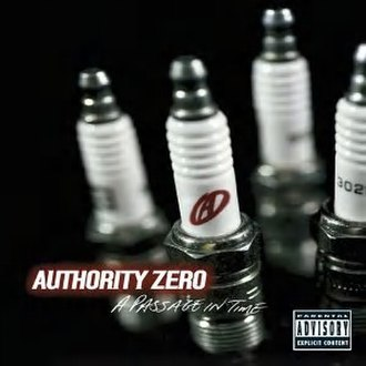 A Passage in Time (Authority Zero album) - Image: A Zero Passage