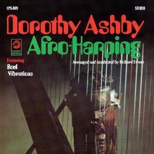 Afro-Harping - Image: Afro Harping
