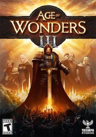 Age of Wonders III - Image: Age of Wonders III Cover Art