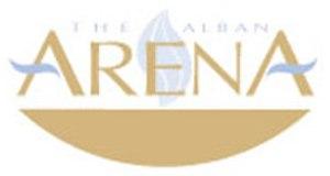 Alban Arena - Colour logo