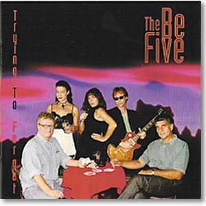 The Be Five - Image: Album Cover The Be Five
