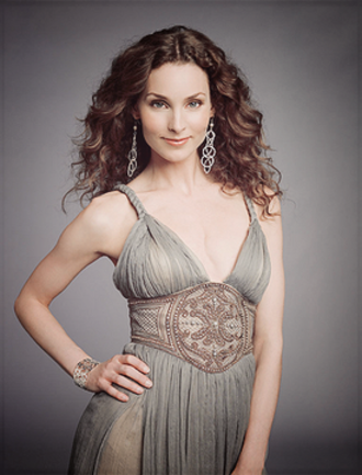 Kendall Hart - Alicia Minshew as Kendall Hart