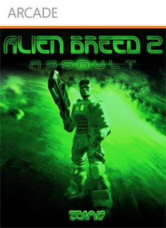 Alien Breed 2: Assault - Image: Alien Breed 2 Assault