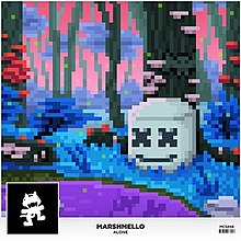 Alone Marshmello Cover Jpg