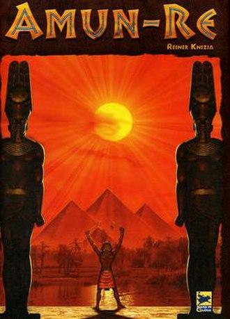 Amun-Re (board game) - Image: Amun Re