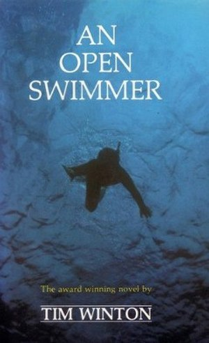 An Open Swimmer - First edition (publ. Allen & Unwin)