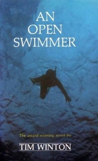 An Open Swimmer - First edition (publ. Allen & Unwin)