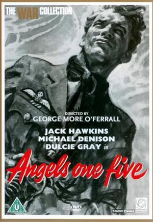 Angels One Five - DVD cover