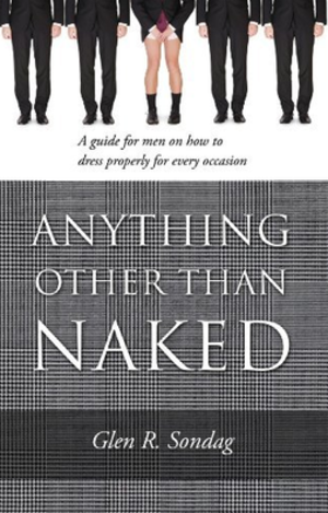 Anything Other Than Naked - Hardbook Edition cover
