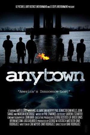 Anytown (film) - Film Poster