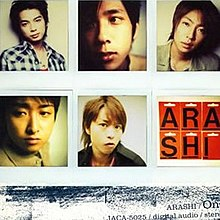 One (Arashi album) - Wikipedia