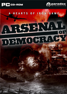 Arsenal of Democracy (video game) - Wikipedia