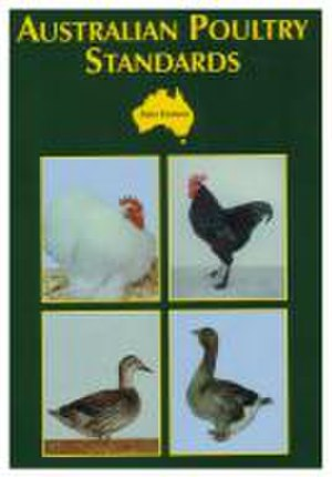 Australian Poultry Standards - The cover of the 1998 first edition