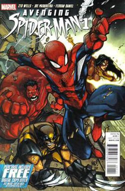 Avenging Spider-Man: My Friends Can Beat Up Your Friends (Avenging Spider-Man (2011-2013))