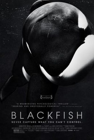 Blackfish (film) - Image: BLACKFISH Film Poster