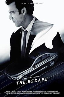 <i>The Escape</i> (2016 film) 2016 American film directed by Neill Blomkamp