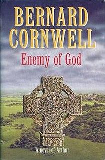 <i>Enemy of God</i> (novel) book by Bernard Cornwell