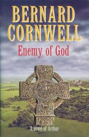 Enemy of God (novel) - First edition cover
