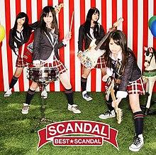 SCANDAL - BEST★SCANDAL  [Download Album/ MP3]