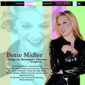 Bette Midler Sings the Rosemary Clooney Songbook - Image: Bette Midler Sings the Rosemary Clooney Songbook