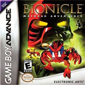 Bionicle: Matoran Adventures - Image: Bionicle Matoran Adventures Coverart