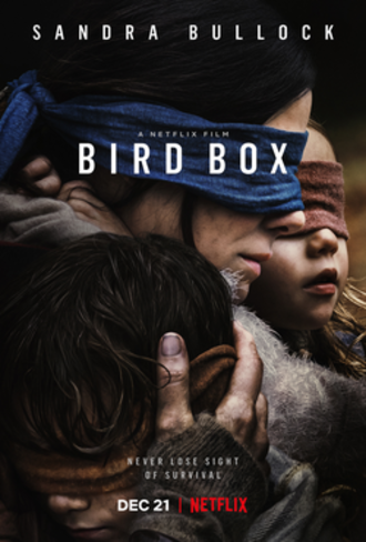 Bird Box (film) - Film poster