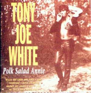 Black and White (Tony Joe White album) - Image: Black and White 2