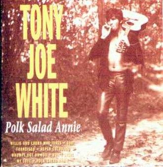 Black and White (Tony Joe White album) - Image: Black and White 2