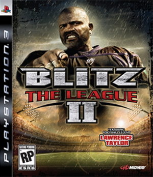 Blitz: The League II - Image: Blitz The League II Coverart