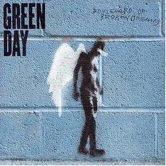 Boulevard of Broken Dreams (Green Day song) - Image: Blvd. Of Broken Dreams Alternate cover