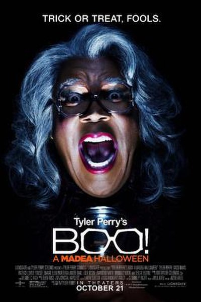 Picture of a movie: Boo! A Madea Halloween