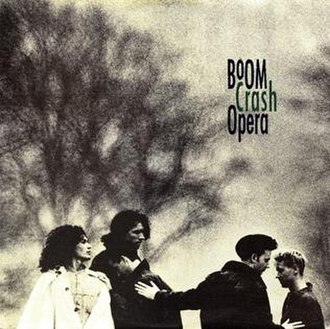 Boom Crash Opera (album) - Image: Boom Crash Opera album