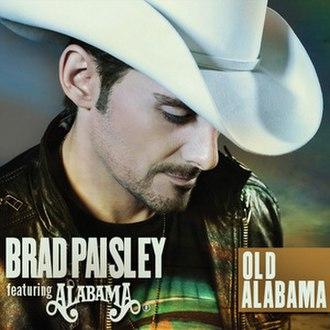 Old Alabama - Image: Brad Paisley Old Alabama 300 01