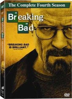 <i>Breaking Bad</i> (season 4) Fourth season of the AMC crime drama television series