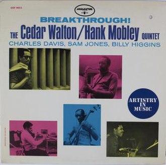 Breakthrough! (album) - Image: Breakthrough! Cobblestone
