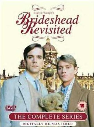 Brideshead Revisited (TV serial) - Original Region 2 PAL DVD