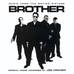 Brother (2000 film) - Image: Brother joe hisaishi