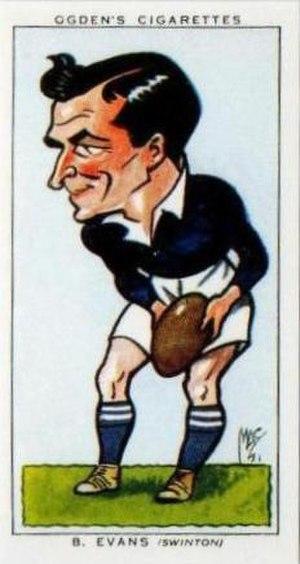 Bryn Evans (rugby league) - Image: Bryn Evans Swinton
