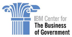 IBM Center for The Business of Government - IBM Center for The Business of Government logo