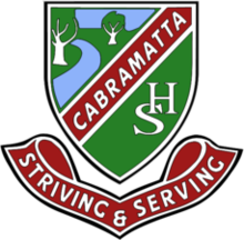 Cabramatta High School badge.png